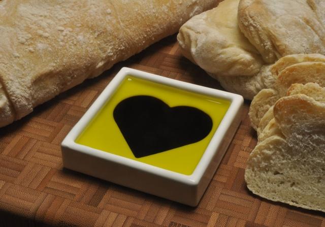 Heart Dipping Dish