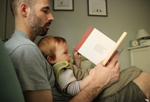 Reading On The Day You Were Born