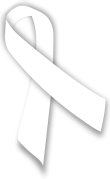 white ribbon image