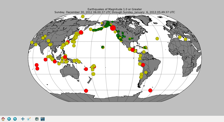 Tsunami Evacuation, January 5 2013 | peak 5390